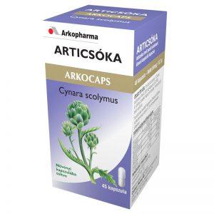 Arkocaps Articsóka kapszula - 45db