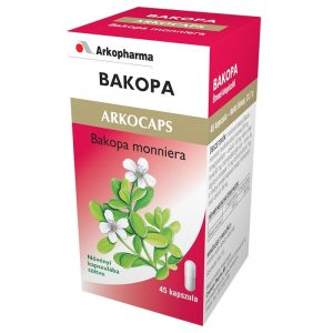 Arkocaps Bakopa kapszula - 45db