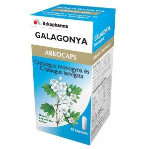 Arkocaps Galagonya kapszula - 45db
