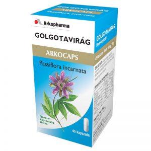 Arkocaps Golgotavirág kapszula - 45db