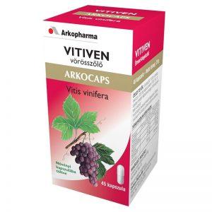 Arkocaps Vitiven Vörösszőlő kapszula - 45db