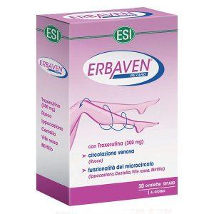ESI ERBAVEN frissítő tabletta - 30db