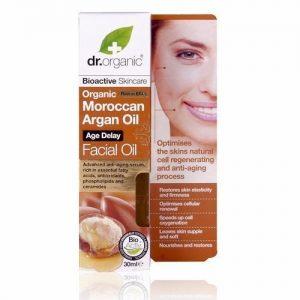 Dr. Organic bio Argán olaj arcápoló olaj - 30ml