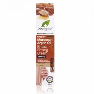 Dr. Organic bio Argán olaj mellfeszesítő krém - 100ml
