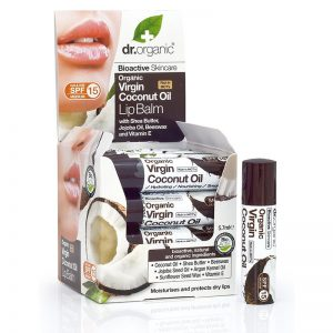 Dr. Organic bio Kókusz olaj ajakbalzsam - 5,7ml