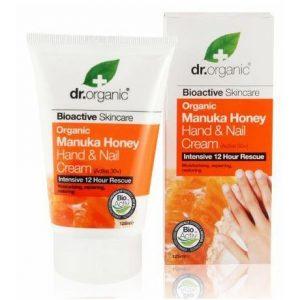 Dr. Organic bio manuka mézes kézkrém - 125ml