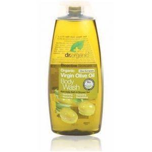 Dr. Organic bio oliva tusfürdő - 250ml
