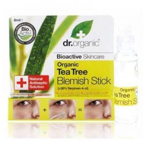 Dr. Organic bio teafa ecsetelő - 8ml
