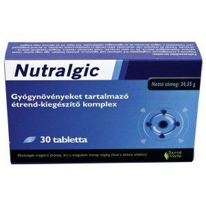 Nutralgic tabletta - 30db