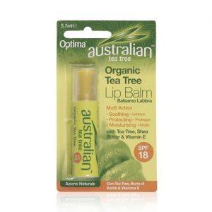 Optima Ausztrál Teafa ajakbalzsam - 5,7ml