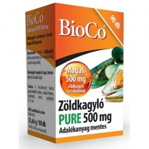BioCo Zöldkagyló Pure kapszula - 90db