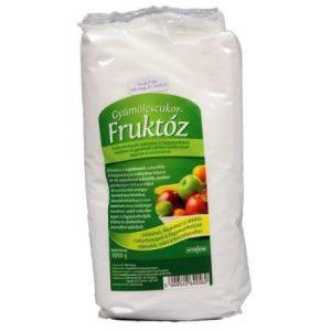 Interherb Természetes Gyümölcscukor-Fruktóz - 1000g