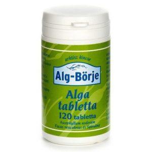 Alg-Börje alga tabletta - 120db