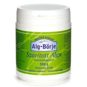Alg-Börje szárított alga őrlemény - 500g