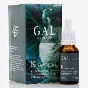 Gal K-komplex cseppek - 20ml