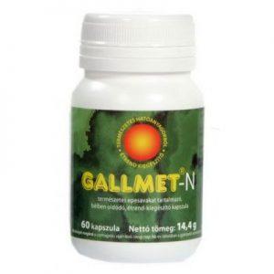 Gallmet-N kapszula - 60db
