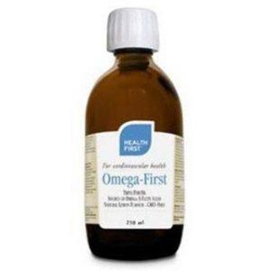 Health First Omega-First halolaj - 250ml
