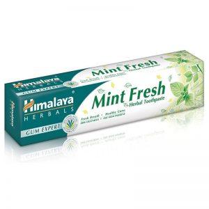 Himalaya Herbals frissítő mentás fogkrém - 75ml