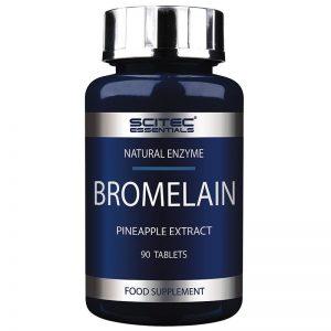 Scitec Essentials Bromelain kapszula - 90db