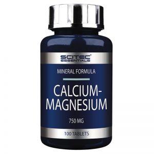 Scitec Essentials Calcium-Magnesium tabletta - 100db