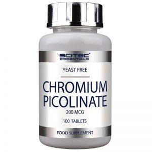 Scitec Essentials Chromium Picolinate készítmény - 100db