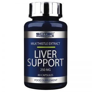Scitec Essentials Liver Support (Liver Aid) - 80db