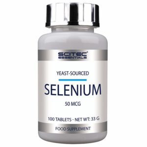 Scitec Essentials Selenium tabletta - 100db