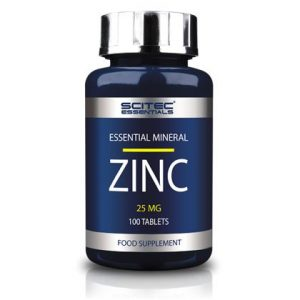 Scitec Essentials Zinc tabletta - 100db