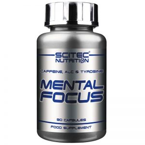 Scitec Nutrition Mental Focus kapszula - 90db