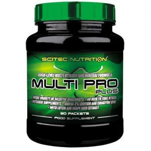 Scitec Nutrition Multi Pro Plus multivitamin - 30tasak