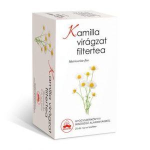 Bioextra kamilla virágzat tea - 25filter