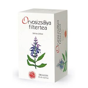 Bioextra orvosi zsálya tea - 25 filter