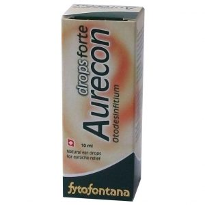 Aurecon Forte fülcsepp - 10ml
