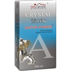 Crystal Silver Natur Power - 500ml