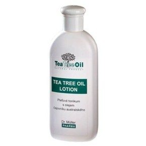 Dr. Müller Tea Tree Oil teafa arclemosó tonik - 150ml