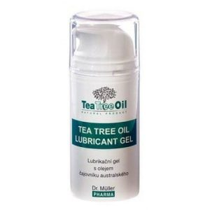 Dr. Müller Tea Tree Oil teafa síkosító gél - 100ml
