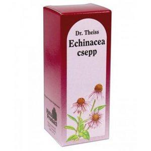 Dr. Theiss echinacea cseppek étrend-kiegészítő ital - 50ml