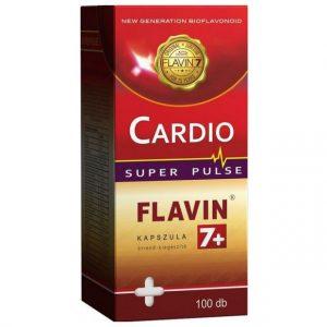 Flavin7+ Cardio Super Pulse kapszula - 100db