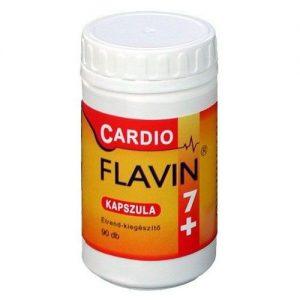 Flavin7+ Cardio kapszula - 90db