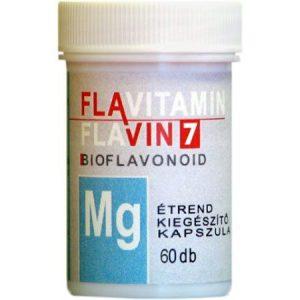 Flavin7 Flavitamin Magnézium kapszula - 60db