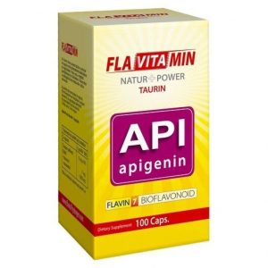 Flavitamin Nature+Power Apigenin kapszula - 100db