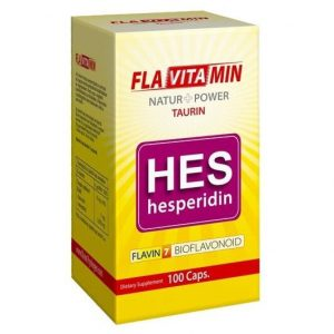Flavitamin Nature+Power Hesperidin kapszula - 100db