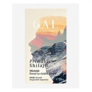 Gal PrimaVie Shilajit (Múmijó) kapszula - 60db