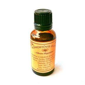 Gerani homoktövis olaj - 30ml