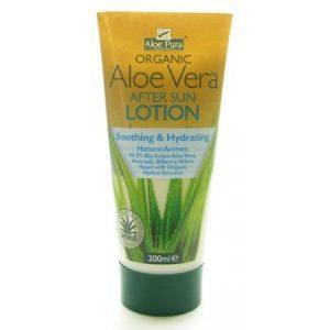 Optima Aloe Vera napozás utáni testápoló - 200ml