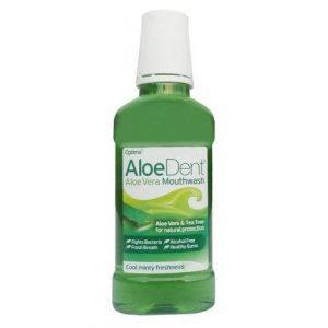 Optima AloeDent gyógynövényeket tartalmazó szájvíz - 250ml