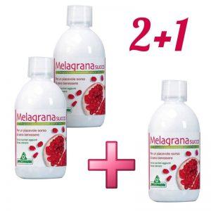 Specchiasol Melagrana 100%-os gránátalma koncentrátum szelénnel 2+1 akció – 500ml