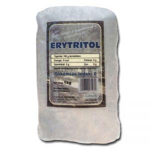 Zukker Erytritol - Eritrit - 1000g
