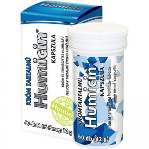 Humicin króm kapszula - 60db