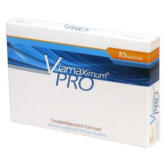ViaMaximum Pro (power) potencianövelő kapszula - 10db